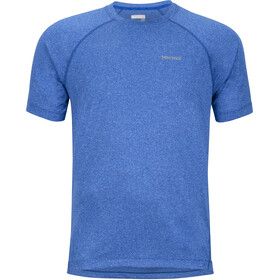 Marmot Accelerate SS Shirt Herr surf heather